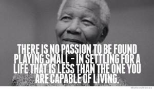 Nelson Mandela - Our Deepest Feer