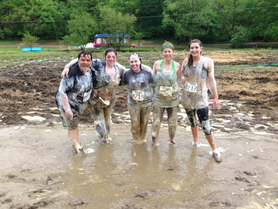FoamFest 5k mud run