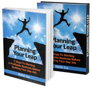 Planning Your Leap By Melin Isa
