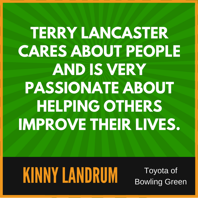 Terry Lancaster Automotive Sales Coaching