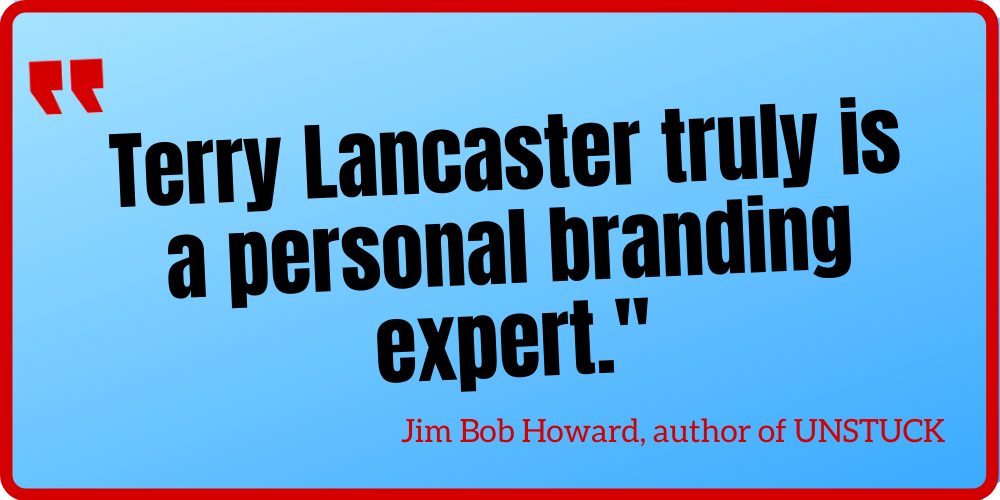 Personal Branding for Automotive Salespeople from Terry Lancaster