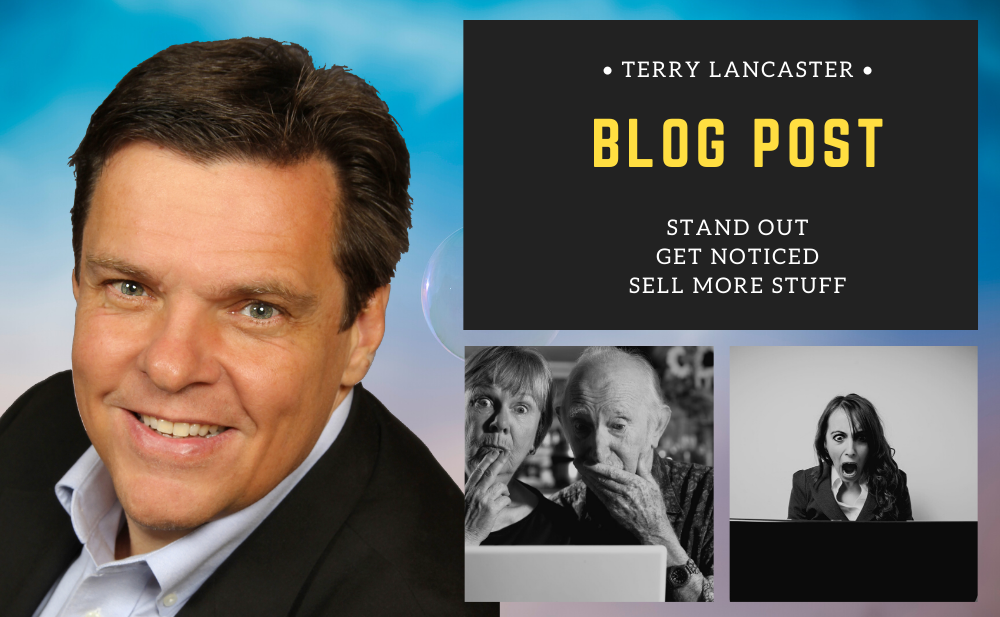 Terry Lancaster Article and Blog writing