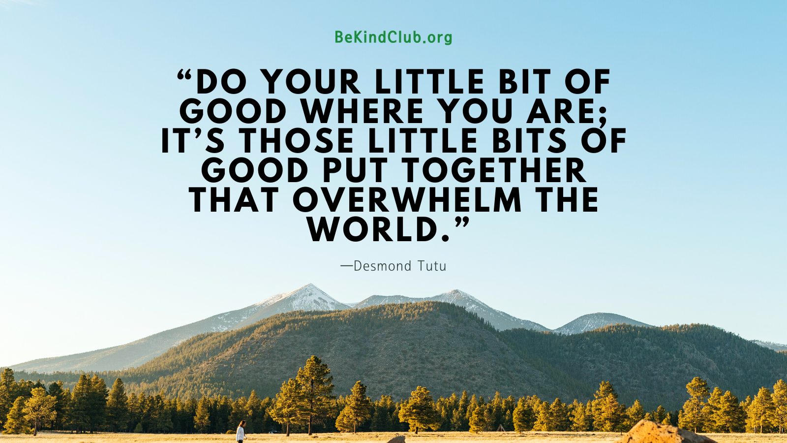 Be Kind Club | The Coalition for Human Kindness