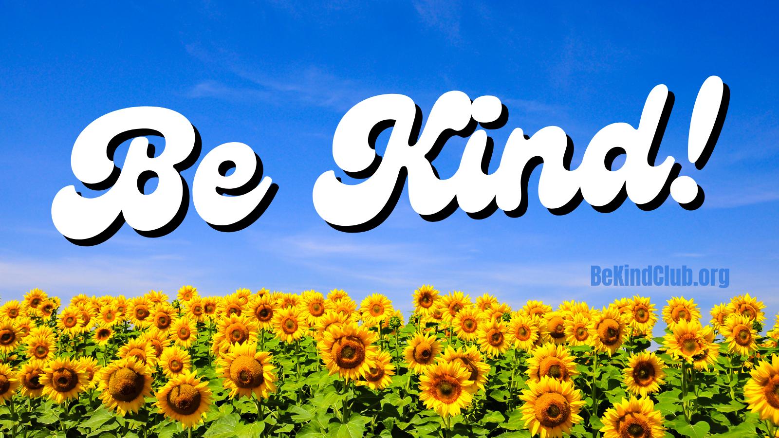 Be Kind Club